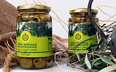 The Agrinio's olives travel to many countries in Europe and beyond.