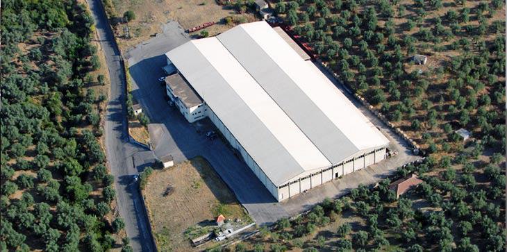 Το εργοστάσιο στη Σπολάϊτα