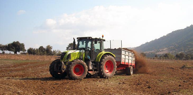 Αγροτική πολιτική σημαίνει υποδομές και επενδύσεις. Όχι θεωρίες και ανέξοδες διακηρύξεις...