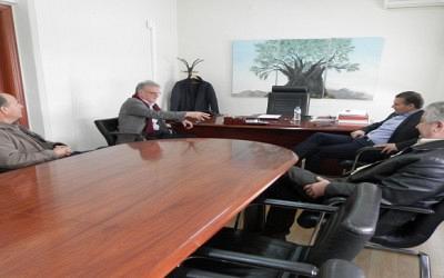Ο υποψήφιος βουλευτής Αιτωλοακαρνανίας του ΣΥΡΙΖΑ κ. Σωτήρης Κοντονάσιος