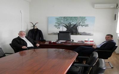 Ο υποψήφιος βουλευτής Αιτωλοακαρνανίας του ΠΑΣΟΚ κ. Γρηγόρης Τζαμαλής