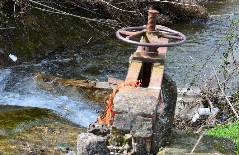 H έλλειψη νερού στη γεωργία