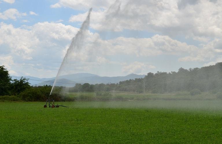 Νέος φόρος για το αρδευτικό νερό