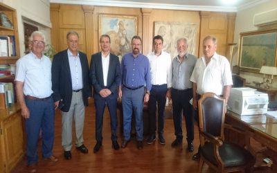 Συνεταιριστές-Αραχωβίτης σε συνάντηση ουσίας για την παραγωγή