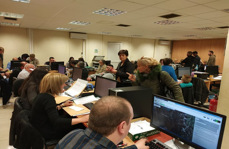 ΟΣΔΕ 2019: μαζική προσέλευση στην Ένωση Αγρινίου