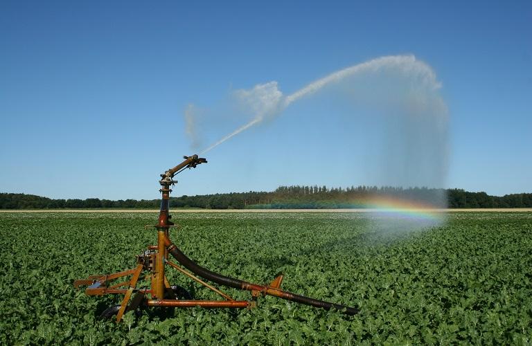 Συμφωνία για την επαναχρησιμοποίηση του νερού στη γεωργία