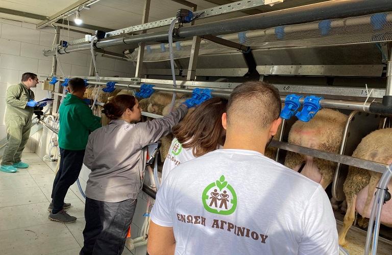 Αναβάθμιση της κτηνοτροφίας - Βελτιστοποίηση του παραγόμενου γάλακτος