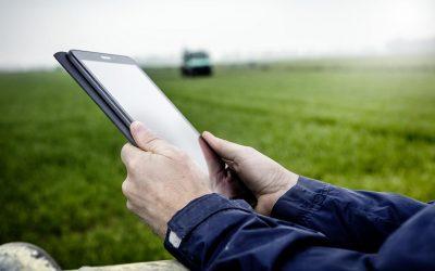 Καινοτομία και ψηφιακή γεωργία στην αγροτική παραγωγή