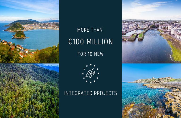 Πρόγραμμα LIFE: η ΕΕ επενδύει περισσότερα από 100 εκατ. ευρώ