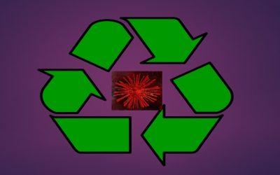 Δεν ανακυκλώνουμε τον κορωνοϊό