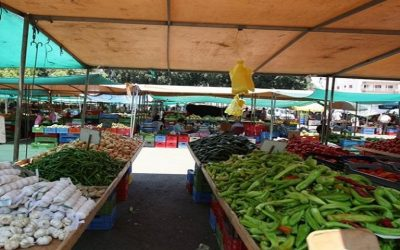 Δ. Αγρινίου: Ανακοίνωση για τη λειτουργία της Λαϊκής Αγοράς την Πέμπτη