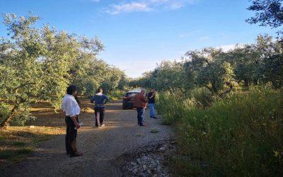 Μεγάλο έργο αγροτικής οδοποιίας στο Δήμο Ι.Π. Μεσολογγίου