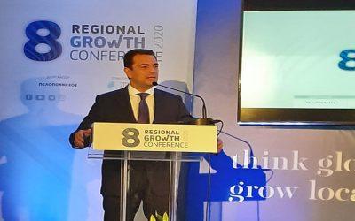 Κ. Σκρέκας: μετάβαση στη νέα εποχή για την αγροτική οικονομία
