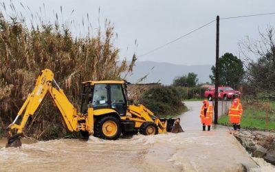 Αίτημα του Δήμου Αγρινίου για κήρυξη σε κατάσταση έκτακτης ανάγκης